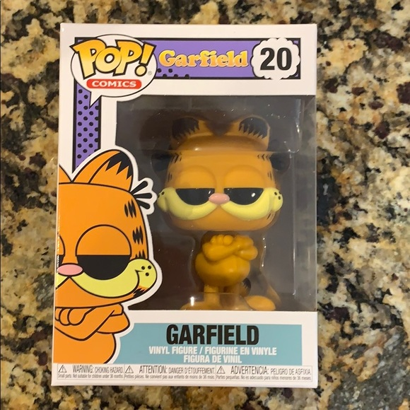 Funko Other Pop Garfield 20 Bnib Poshmark